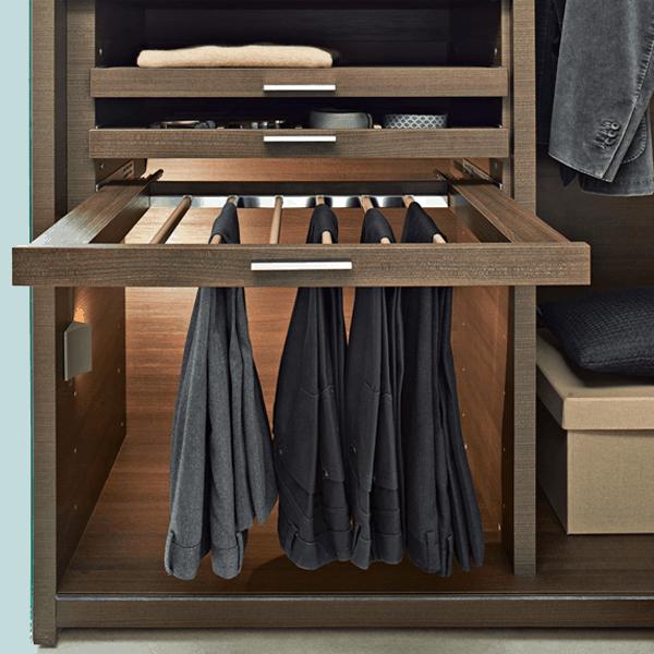 Aorganiza tu armario a medida